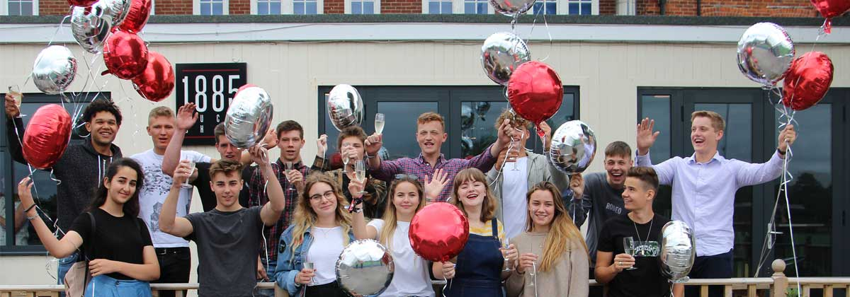 Image for A-Level Success at Kent College