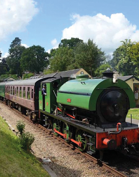 All Aboard This Easter at Spa Valley Railway