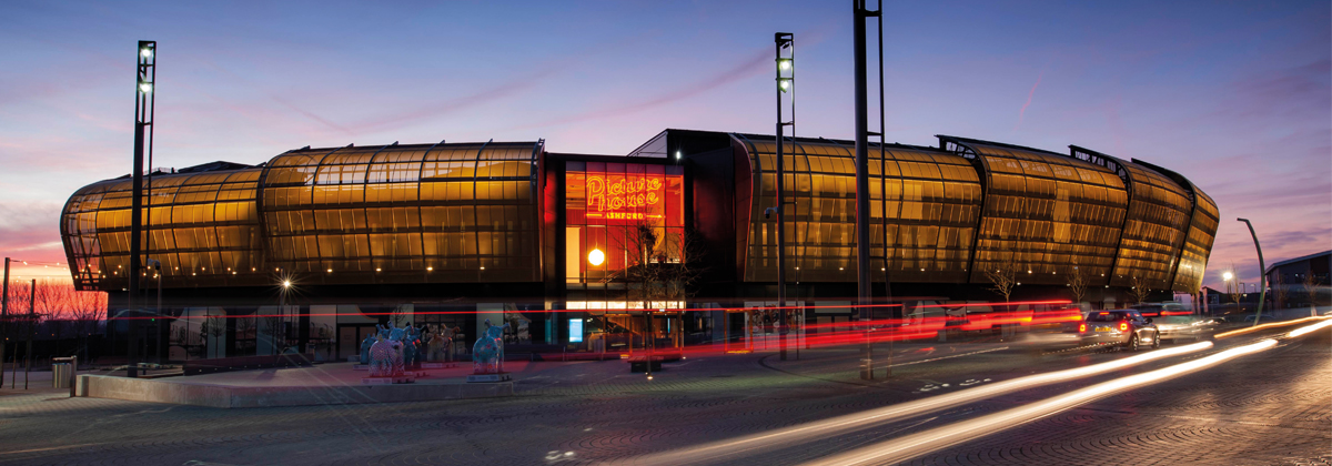 Image for Ashford's New Cinema Up For An Award
