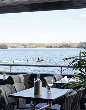 Image for Restaurant Review: Bewl Water Boat House Bistro, Lamberhurst
