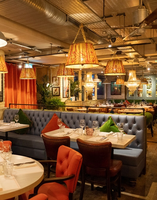 Win Dinner for Two at Bills Tunbridge Wells