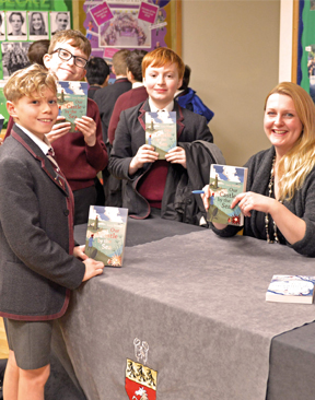 Image for Kent College Teacher Celebrates Book Success