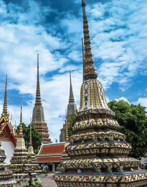 Image for Bangkok: The City of Angels