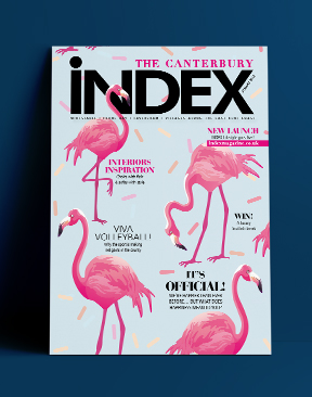 The Canterbury INDEX - August 2018