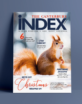 Image for The Canterbury INDEX - December 2017