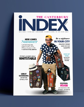Image for The Canterbury INDEX - July 2017