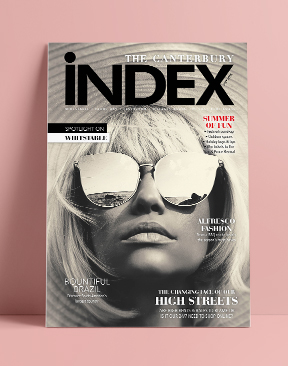 Image for The Canterbury INDEX - July 2018