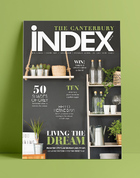 Image for The Canterbury INDEX - June 2018
