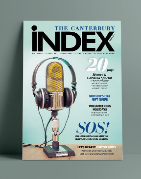 Image for The Canterbury INDEX - March 2017