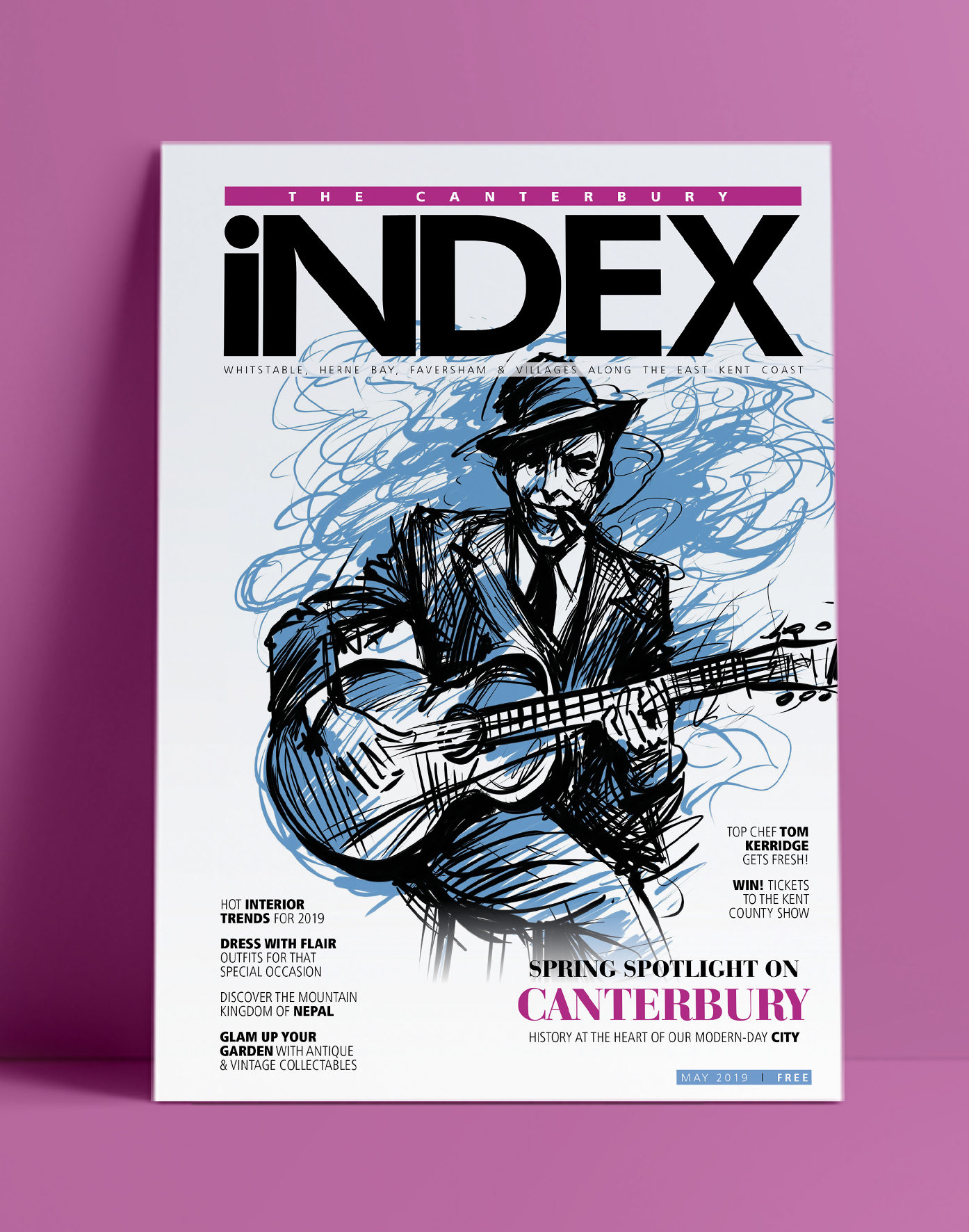 Image for The Canterbury INDEX - May 2019