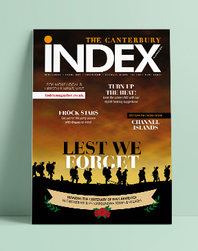 Image for The Canterbury INDEX - November 2018