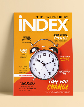 Image for The Canterbury INDEX - October 2018