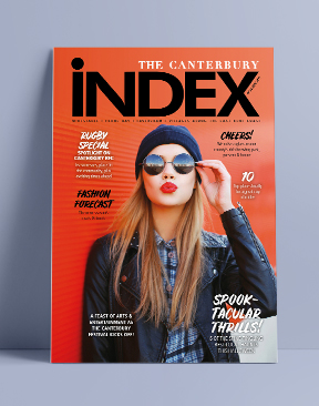 The Canterbury INDEX - October 2017