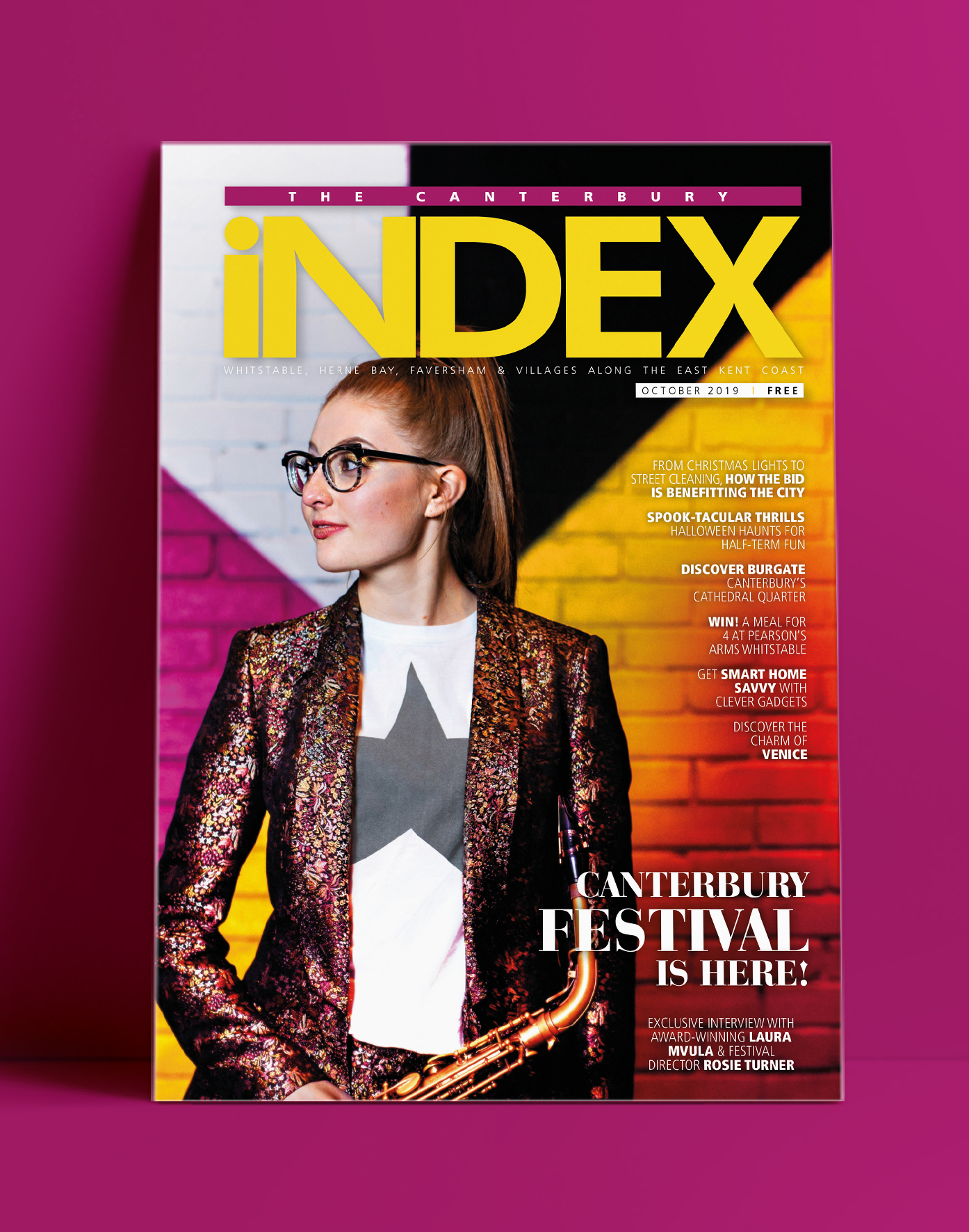 The Canterbury INDEX - October 2019
