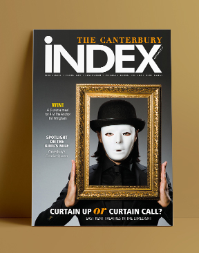 Image for The Canterbury INDEX - September 2017