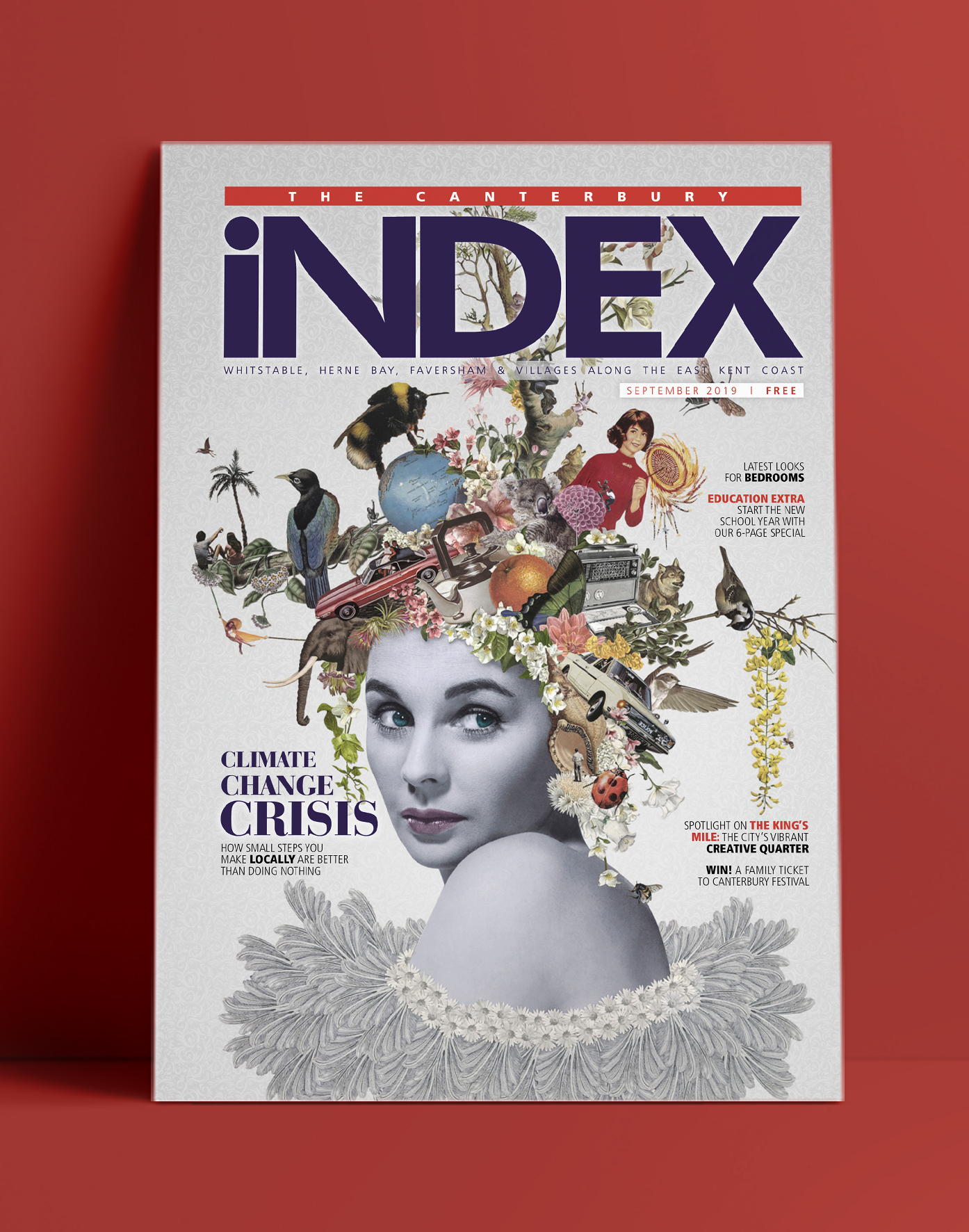Image for The Canterbury INDEX - September 2019