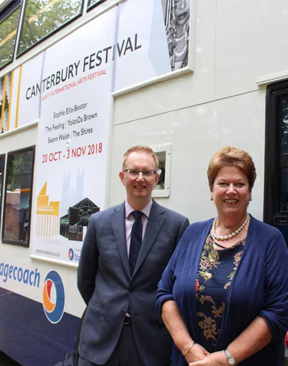 Image for All Aboard for Canterbury Festival