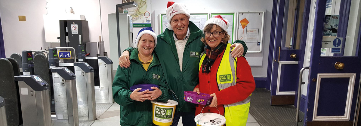 Image for Canterbury Food Bank Set For Winter Challenges