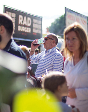 Image for Canterbury Food Festival is Back