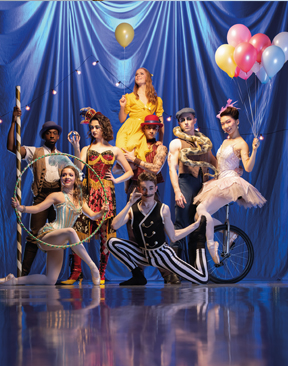 Image for Central School of Ballet's Tour Comes To Tonbridge