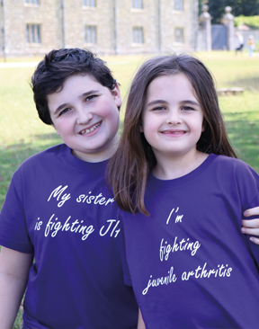 Charity of the Month: Juvenile Arthritis Research