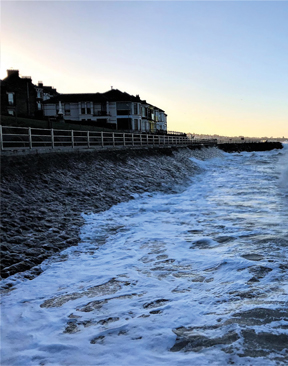 Image for Canterbury Gets Funding For Coastal Defences