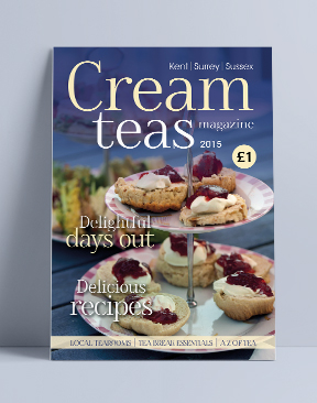 Image for The Cream Teas Guide - 2015