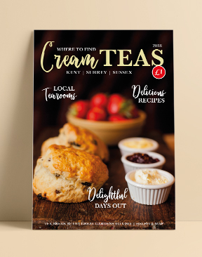Image for The Cream Teas Guide - 2018