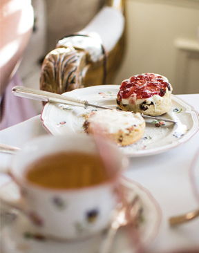 Image for Where to find Cream Teas...