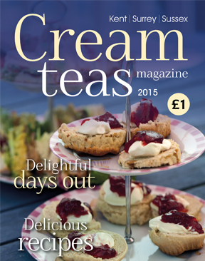 The Cream Teas Guide - 2015