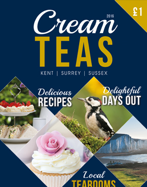 The Cream Teas Guide - 2016