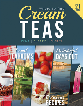 The Cream Teas Guide - 2017