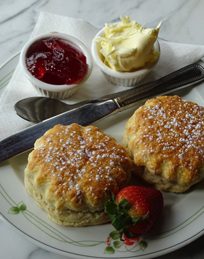 Image for Delicious Cream Teas and Where to Find Them