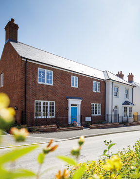 Image for Double Award Success For New Homes in Tenterden