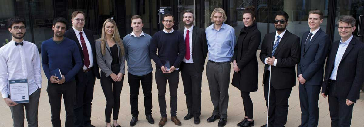 Image for Dover Student Wins £1,000 Start-Up Prize