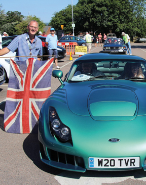 Image for Kent's 5th Classic Car Tour