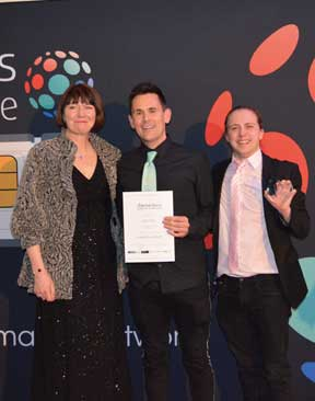 Image for East Kent's Brightest Business Gain Honours