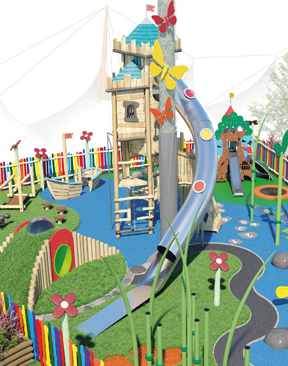 First Look at McArthurGlen Designer Outlet's £400,000 Playground