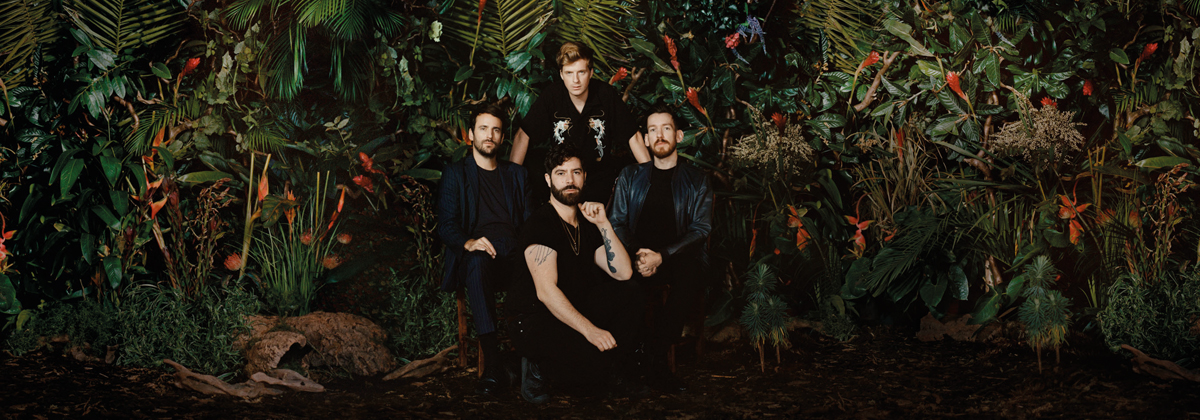 Image for Foals at Forest Live, Bedgebury This Summer!