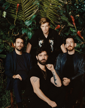 Foals at Forest Live, Bedgebury This Summer!