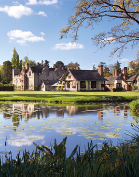 Image for High 5 for Hever Castle!
