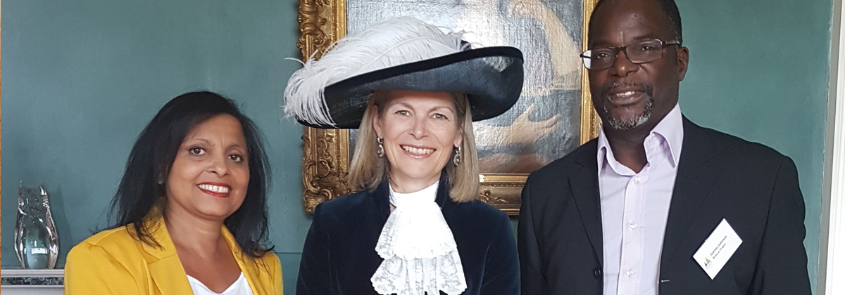 Image for High Sheriff of Kent Thanks Kent Community Foundation
