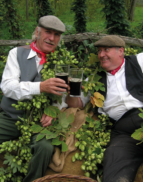 Image for Hop Back In Time at Hops 'n' Harvest Festival