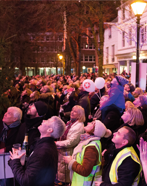 Image for Welcome in 2019 at 'Hug-Many' on The Pantiles
