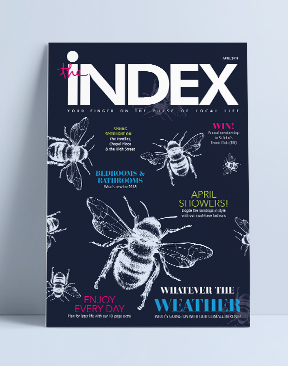 Image for The INDEX Magazine - April 2018
