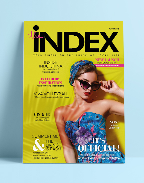 Image for The INDEX Magazine - August 2018