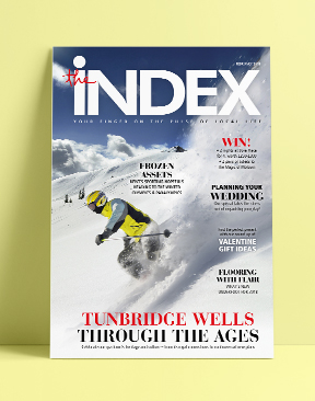 Image for The INDEX Magazine - February 2018