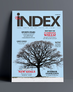 Image for The INDEX Magazine - January 2018