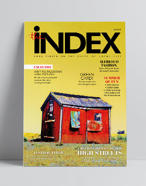 Image for The INDEX Magazine - July 2018