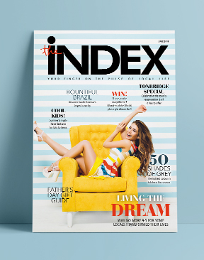 Image for The INDEX Magazine - June 2018